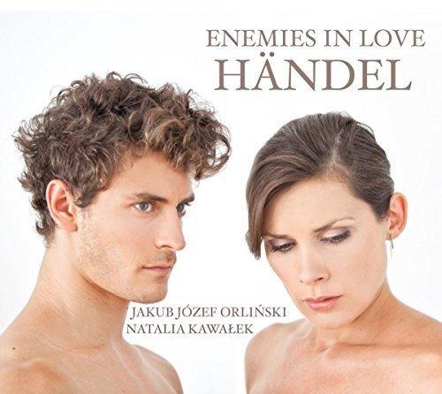 Enemies In Love: Handel - Buy Online in Oman  | Audio CD Products in
