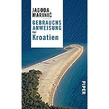 Gebrauchsanweisung für Kroatien
