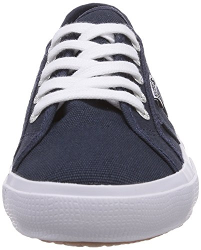 Dockers by Gerli 36MD201, Low-Top Sneaker donna Blu (Blau (dunkelblau 670))