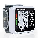 Hangsun Elettronico Misuratore Di Pressione Da Polso BM90 Portatile Polsino Elettronici Monitor Intelligent Auto Cardiaca Tasso Di Rilevamento