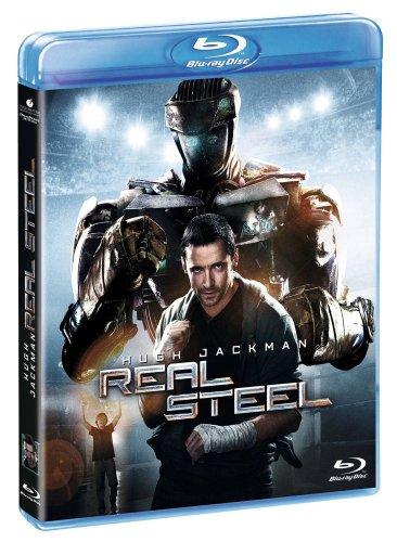 real-steel-blu-ray