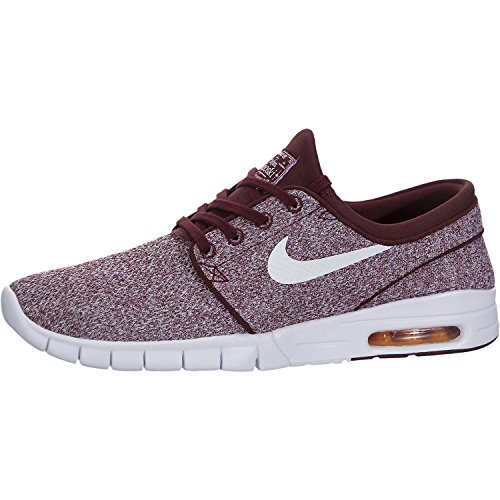 Nike 631303 618 SB Stefan Janoski Max Sneaker Rot 44.5