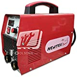 ToolsDen DC Arc Portable Inverter Welding Machine - NW-200A Heavy Duty With Cable Connectors 200 Amps (Red:Yellow)