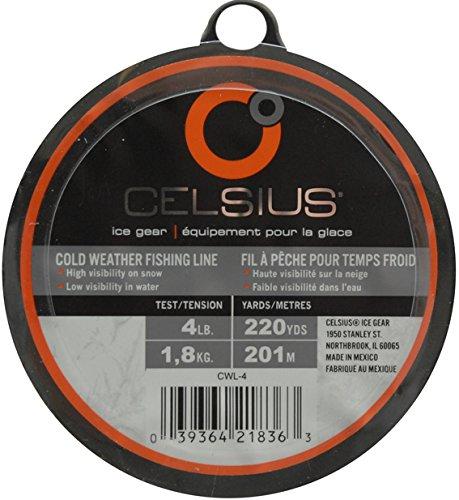 Celsius Cold Weather Monofilschnur