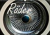 Räder (Wandkalender 2014 DIN A3 quer): sie bewegen (Monatskalender, 14 Seiten)