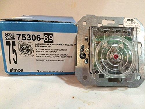 Simon - 75306-69 auxiliar mecanismo tacto s-75 Ref. 6557539102