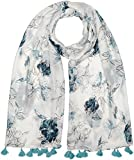 Dash Women's Canyon Bloom Scarves, Multicoloured (Light...