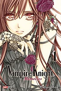 Vampire Knight Mémoires Edition simple Tome 1