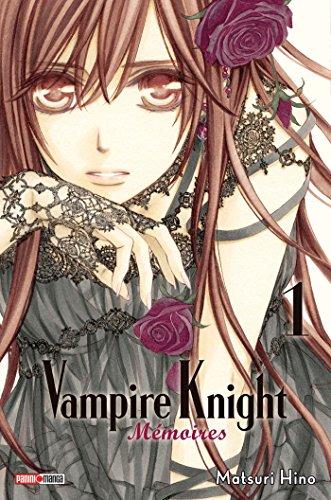 Vampire Knight mémoires T01 par Matsuri Hino