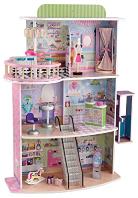 Kidkraft 65282 - Centro comercial para muñecas por Kidkraft