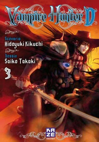 Vampire Hunter D Vol.3 - French Edition ...