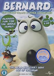 Bernard The Desert Island And Other Adventures Dvd Amazon Co Uk Bernard Dvd Amp Blu Ray
