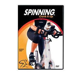 Spinning® Übung Crank It up Interval Energy Zone DVD schwarz – Mehrfarbig, Nicht Nicht zutreffend