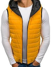 BOLF - Gilet sans manches - Veste à capuche – FREESTEP 5503 - Homme
