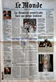 Telecharger Livres MONDE LE No 18275 du 29 10 2003 INDUSTRIE SONY SUPPRIME 20 000 EMPLOIS DANS LE MONDE OUTRE MER NOUVEAU STATUT TERRITORIAL REFERENDUM EN GUADELOUPE ET EN MARTINIQUE EDITION JEAN JACQUES AILLAGON FACE A LA REPRISE D EDITIS EX VUP RUSSE POUTINE JUSTIFIE L ARRESTATION DE KHODORKOVSKI PRISONS FRANCAISES LE TAUX DE SUICIDES LE PLUS FORT D EUROPE POLEMIQUE ACCUSE D AVOIR ECRIT UN TEXTE ANTISEMITE TARIQ RAMADAN SE DEFEND ET SON POINT DE VUE RTL LES AMBITIONS (PDF,EPUB,MOBI) gratuits en Francaise