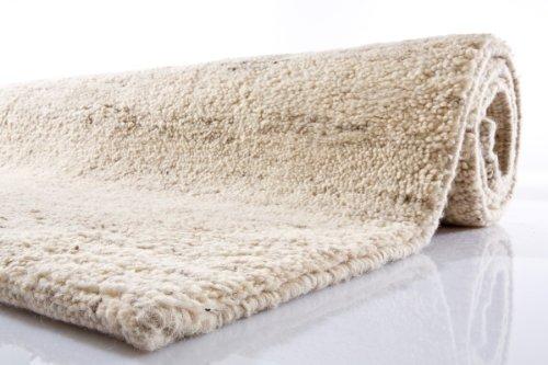 Tuaroc Marrakesch Berber-Teppich 15/15 simple 101 990 meliert 70 x 140 cm beige