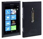 Style name: lumia 800 | colour name: black manufacturer's description this stylish black hard case will protect your nokia lumia handset. This is thepromising choice that looks good showing off your nokia lumia handset and protecting it from all angl...