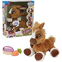 Giochi Preziosi Emotion Pets Toffee, Pony peluche, con Accessori, Multicolore