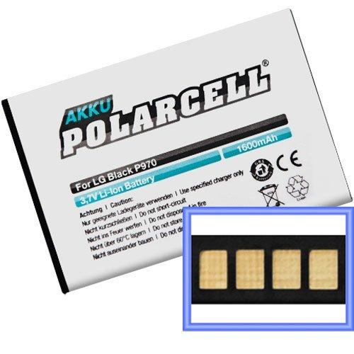 Li-Ion Batería Batería 1600mAh LG BL-44JN E400 / E510 / E610 / E730 / P690 / P970