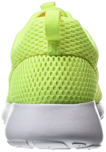 Nike Roshe One Hyp BR, Chaussures de Sport Homme, Jaune, 40 EU Vert (Volt/White)
