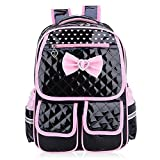 Best Toys For A 10 Year Old Girls - Comfysail Lightweight PU Leather Elementary School Student Backpack Review