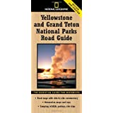 """""""National Geographic"""" Yellowstone and Grand Teton National Parks Road Guide: The Essential Guide for Motorists (""""National Geographic"""" ... (""""National Geographic"""" Parks Road Guide)"""