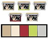 Alpina 5 L. Lieblingsfarben, fertig abgetönte Wandfarbe, Limone, Grün, Maigrün Matt
