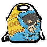 Muppet Babies Travel Tote bolsa para el almuerzo