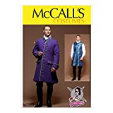 McCall's Patterns Herren-Kostüm, mehrfarbig, Größe 46–52