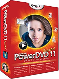 PowerDVD 11 Essential