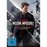 Mission: Impossible-6-Movie Collection