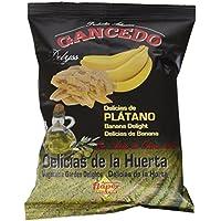 Gancedo-Flaper Delicias de Plátano - 10 Unidades