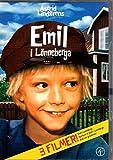 3 DVD Box Astrid Lindgren SCHWEDISCH. Emil (Michel) i Lönneberga
