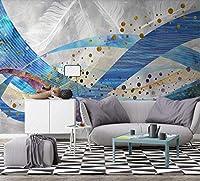 Marque: VVBIHUAING     Conseils d'achat:   ❤ MurLes peintures murales et les plafonds sont en tissu de soie. Besoin d'utiliser de la poudre de colle.  ❤ Les peintures murales sont en PVC. Utilisez une conception en sergé antidérapante. Pas besoin d'...