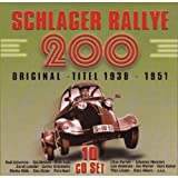 Schlager Ralley 200: Original-Titel 1938 - 1951 -