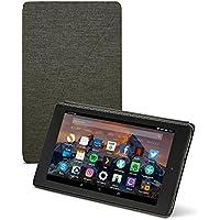 Amazon - Étui pour Fire HD 8 (tablette 8 pouces, 7ème génération - modèle 2017), Noir