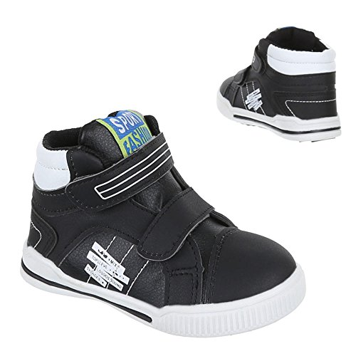 Ital-Design, Sneaker bambine Nero (nero)