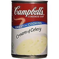 Campbell's Crema De Apio Sopa Condensada 295g