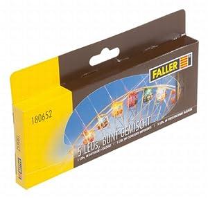 Faller - Iluminación para modelismo ferroviario Escala 1:148