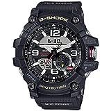 Casio G-Shock Analog-Digital Black Dial Men's Watch - GG-1000-1ADR (G660)