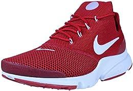 Nike Air Presto rosso