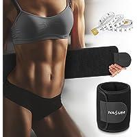 NASUM Bauchweggürtel Fitnessgürtel Schwitzgürtel zum Abnehmen und Muskelaufbau für Herren und Damen Verstellbarer... preisvergleich bei billige-tabletten.eu