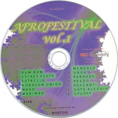 Afrofestival, Vol. 1