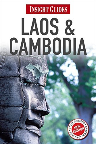 Laos & Cambodia (Insight Guides) by Adam Bray (2013-03-01)