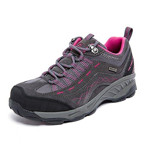 Echte Schuhe Brütting wasserdichte Wanderschuhe zum Schnüren