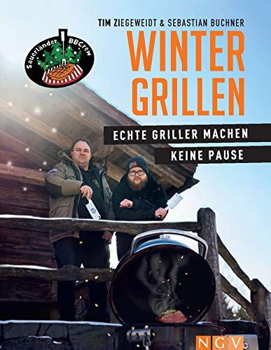 Sauerländer BBCrew Wintergrillen: Echte Griller machen keine Pause