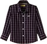 Gini & Jony Boys' Shirt (121260689538 1264_Lilac _3-4 years) best price on Amazon @ Rs. 839