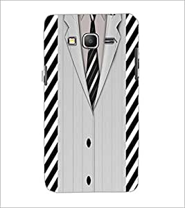 PrintDhaba Format Suit D-2672 Back Case Cover for SAMSUNG GALAXY GRAND PRIME (Multi-Coloured)
