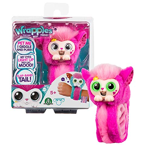 Giochi Preziosi Peppy Pets Wrapples Juguete interactivos - Juguetes interactivos (Colores Surtidos, Animal, 3 año(s), Chica, Indoor / Outdoor, AAA)