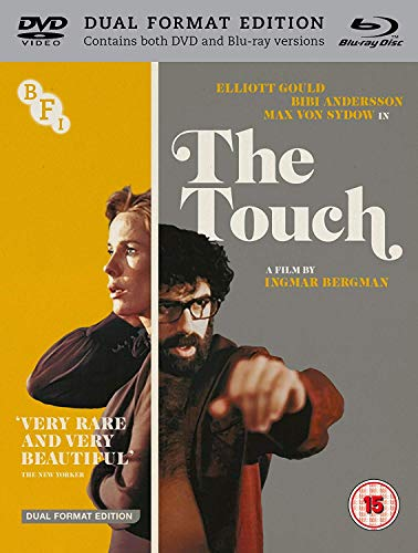 The Touch (DVD + Blu-ray) [UK Import]: Alle Infos bei Amazon